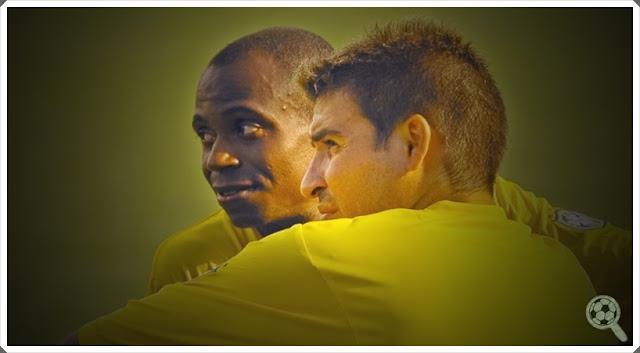 Edilson Luizão Seleção Brasileira Brazil
