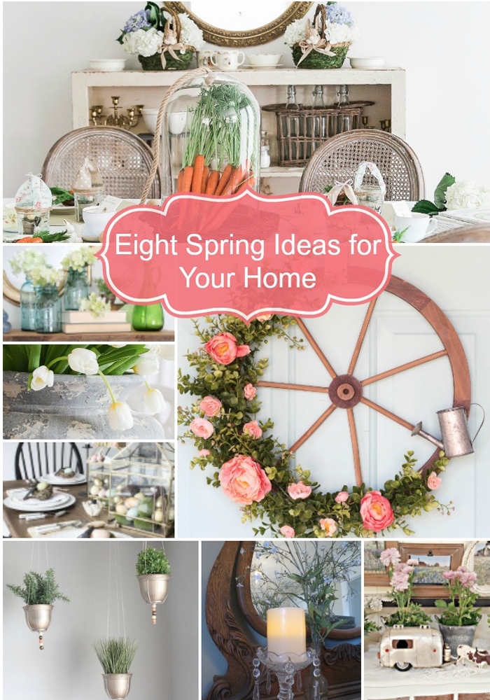 Ideas for Spring Decor