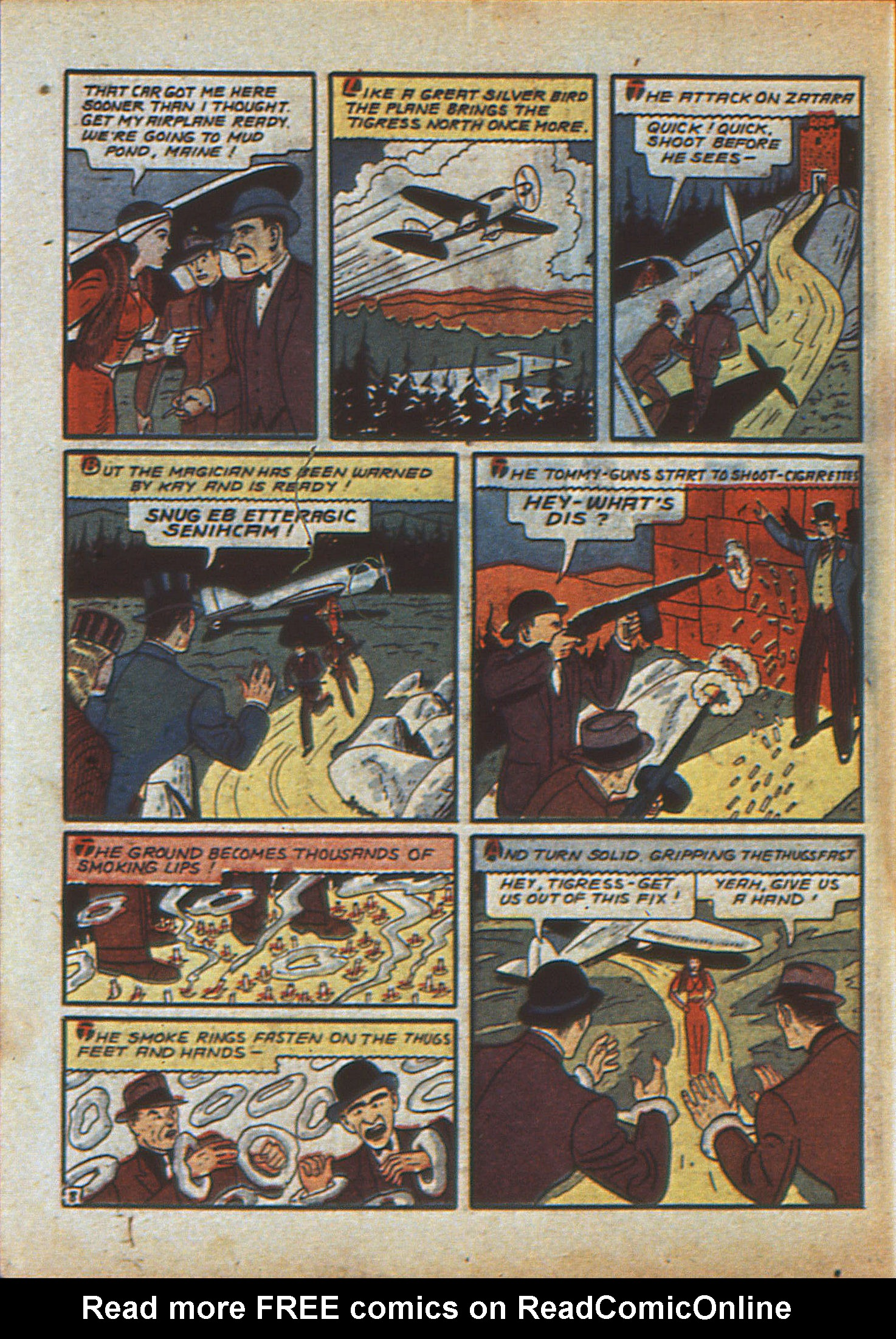 Read online Action Comics (1938) comic -  Issue #23 - 63