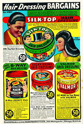 planetbarberella s bipolar express valmor products king novelty co and early advertising in