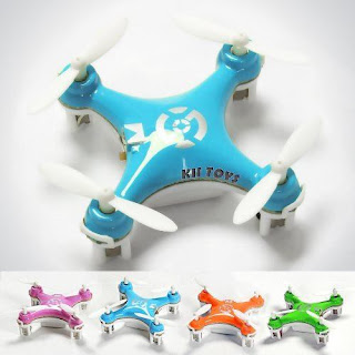 KiiToys Quadcopter Drone RC Helicopter
