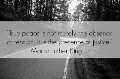 true peace presence of justice, Martin Luther King Jr, racial justice, quotes for civil rights, civil rights movement
