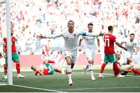 Ronaldo  :: why I grow beard