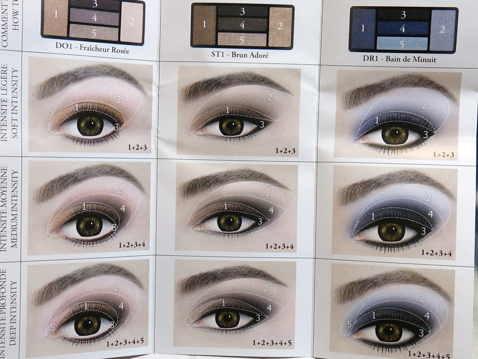 e790d9eb07f There are 12 different palettes in this range, and aside from the 4 I  swatched above, there is also a beautiful deep purple I'd highly recommend,  ...