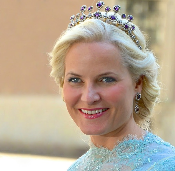 Happy Birthday To Crown Princess Mette-Marit Of Norway