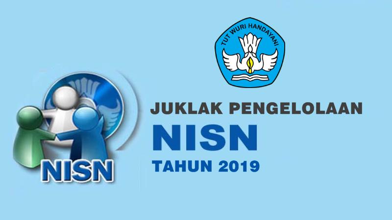 Juklak Pengelolaan Nomor Induk Siswa Nasional (NISN) Tahun 2019