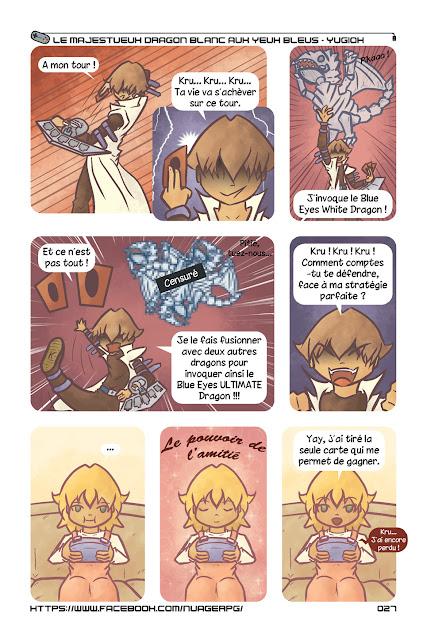 Yu-Gi-Oh GBA comics