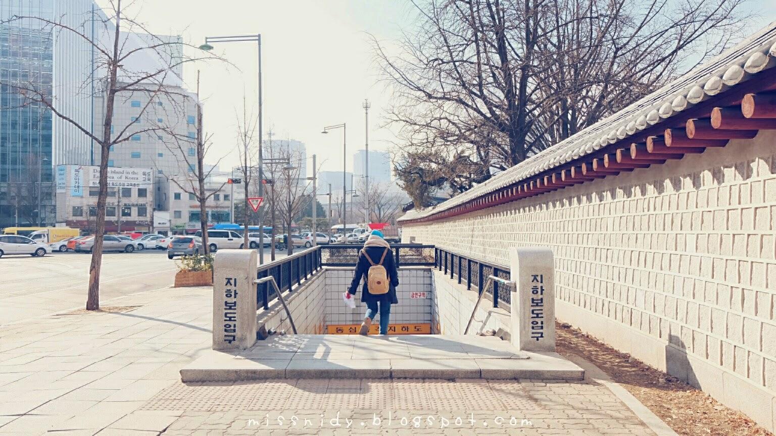pengalaman nyasar di seoul korea selatan