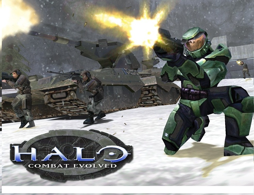Halo combat evolved pc review and full download   old pc gaming.