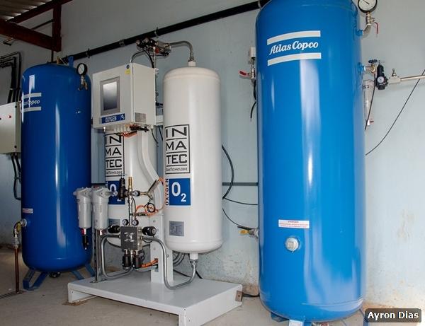 Pronto-Socorro de São Pedro da Aldeia adquire usina de oxigênio para produção local e se torna a única da região dos lagos com o equipamento