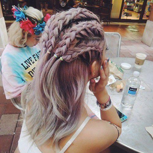 penteados estilosos - Blog Cris Felix