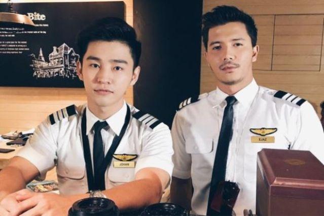 Pelakon Cute Alvin Chong Pikat Peminat Drama Melayu