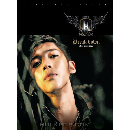 Kim Hyun Joong – Break Down – EP (FLAC + ITUNES PLUS AAC M4A)