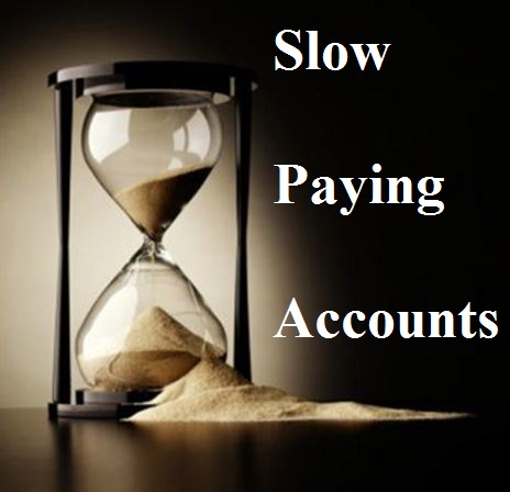 Slow Paying Accounts - Deal Wisely