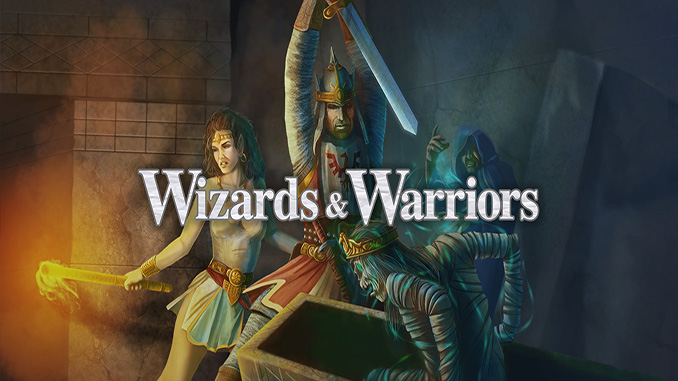 Wizards & Warriors PC Game Download