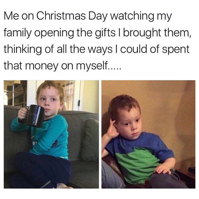 Me on Christmas Day