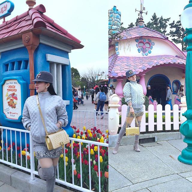 Absen 5 Tahun, Syahrini main Film Disney