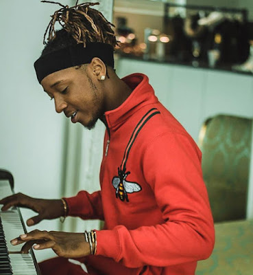 Cultism: Yung6ix Joins Black Axe Confraternity At Their Annual Event