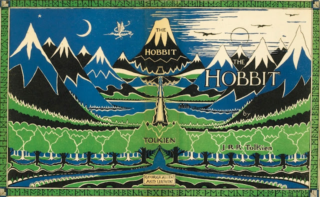 David Brawn dell'HarperCollins, sul ritardo del facsimile di The Hobbit del 1937