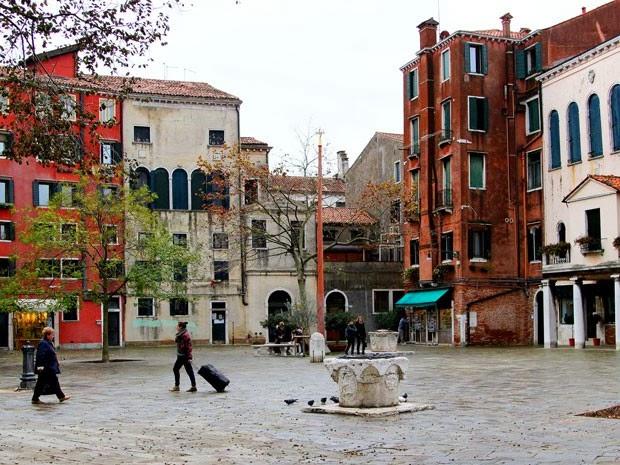 Gueto Judaico Veneza Italia