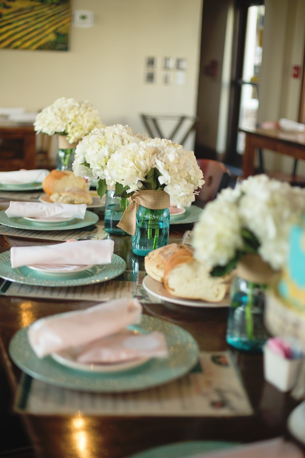 HOW TO HOST A BABY SHOWER AT A RESTAURANT - The ...