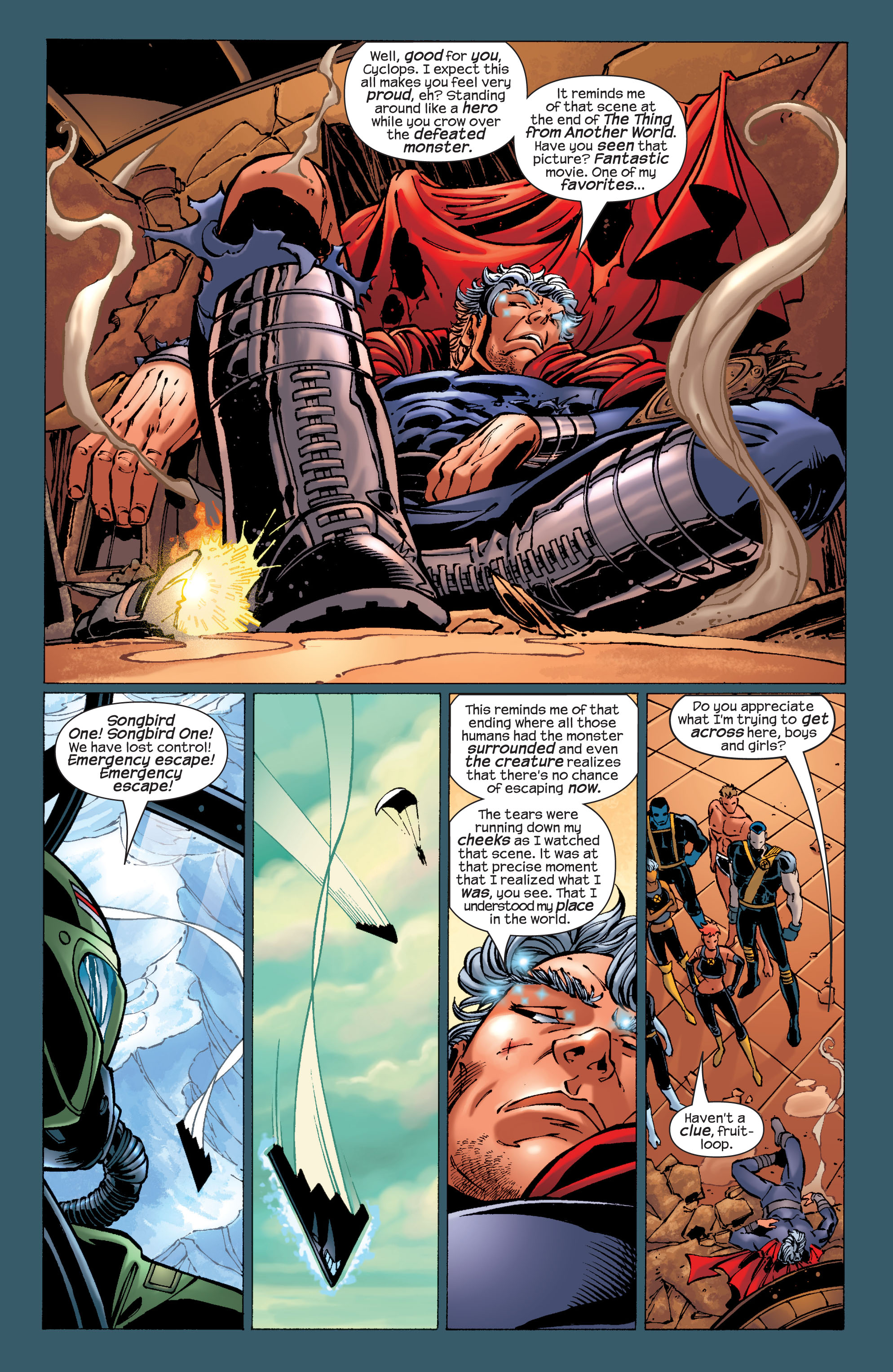 Read online Ultimate X-Men comic -  Issue #31 - 14