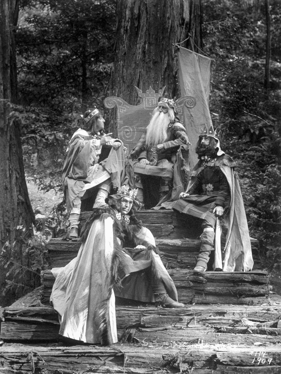History In Photos Bohemian Grove
