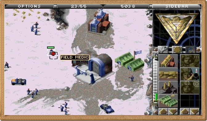Red Alert 1 PC Games Gameplay