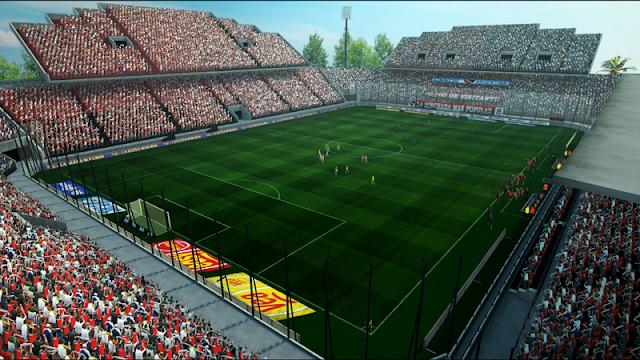 Stadium pack gdb pes 2013 30 07 2016 patch pes new for Puerta 6 estadio newells
