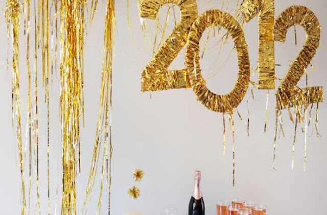 12 Easy New Year Decorating Ideas