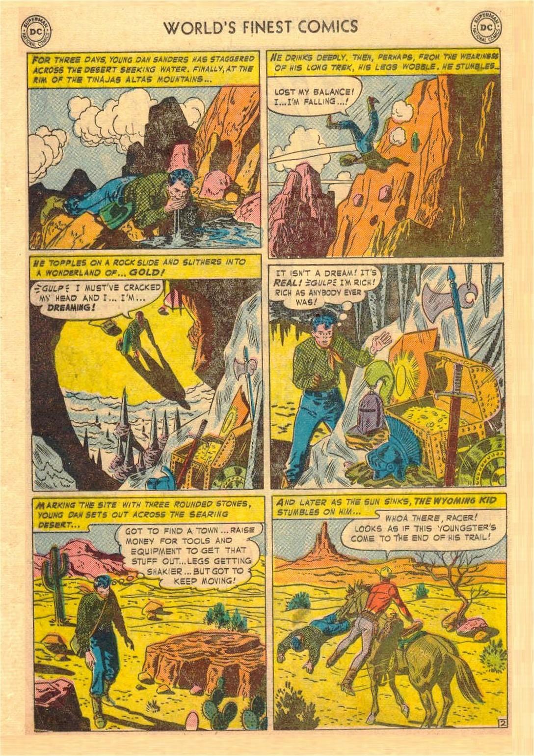 Read online World's Finest Comics comic -  Issue #58 - 30
