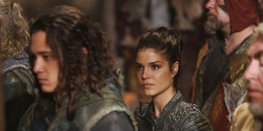 Heavy Lies the Crown octavia the 100 4x02