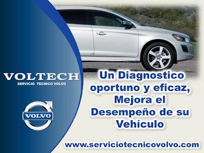 Diagnostico Volvo - Voltech Bogota