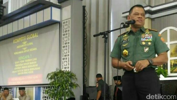 Malaysia Curang di SEA Games, Ini Tanggapan Panglima TNI