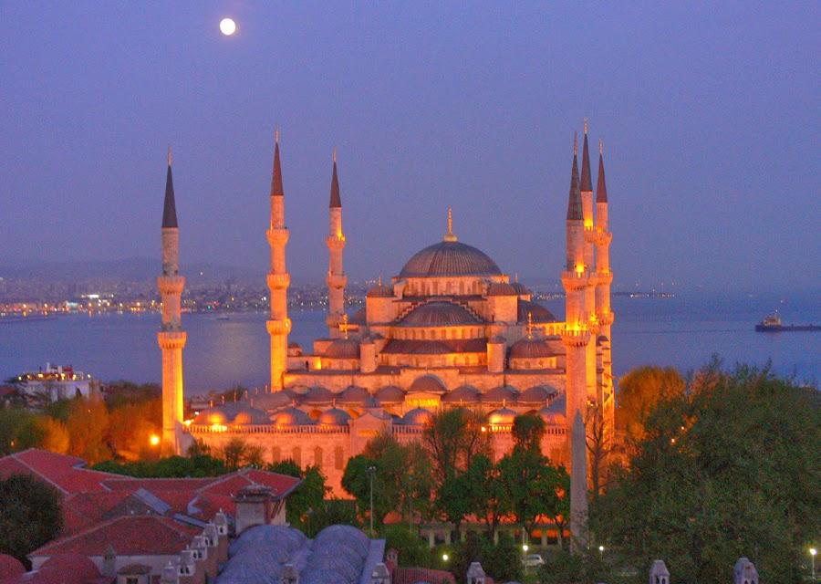 La colline 13 des plus belles mosqu es du monde - La plus belle image du monde ...