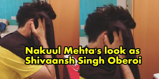 Ishqbaaz: Check out Nakuul Mehta's FIRST look as superstar Shivaansh Singh Oberoi