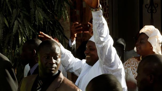 UN Security Council approves resolution backing Gambia's new President Adama Barrow