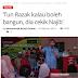 Azmin Ali Jangan Melampau Petik-Petik Nama Arwah Ayah Saya! - Najib