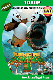 Kung Fu Panda 3 (2016) Latino HD WEB-DL 1080P - 2016