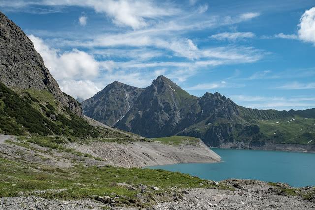 Totalphütte und Lünersee-Rundweg  Wandern im Brandnertal 10
