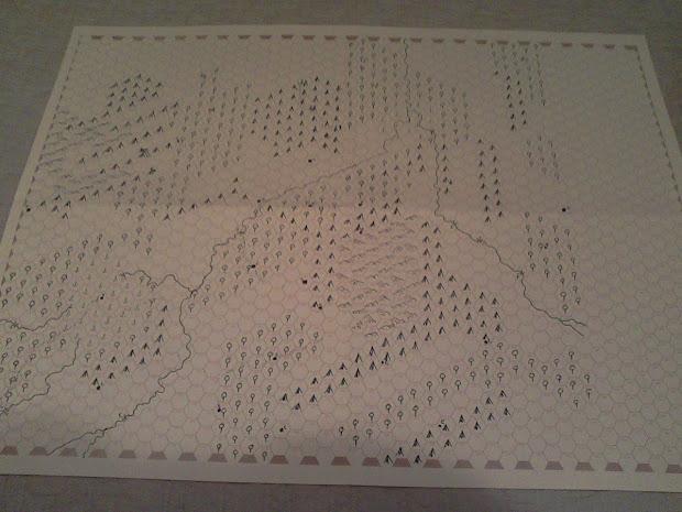 Blank Colic Hex Chart - imgUrl