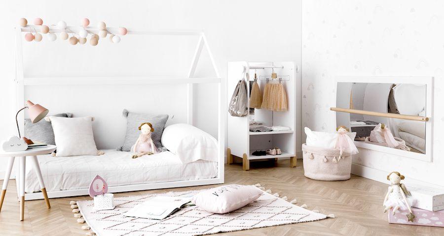 tiendas para comprar mobiliario montessori para decorar una habitación infantil Kenay Home