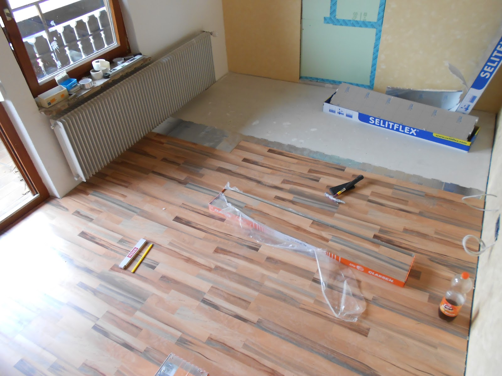 dampfsperre laminat swalif. Black Bedroom Furniture Sets. Home Design Ideas