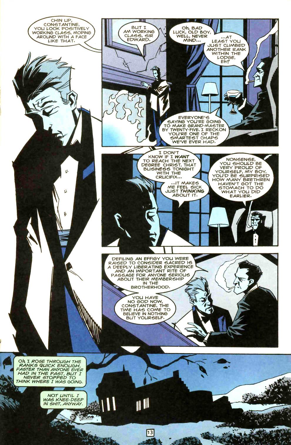 Swamp Thing (1982) #169 #177 - English 14