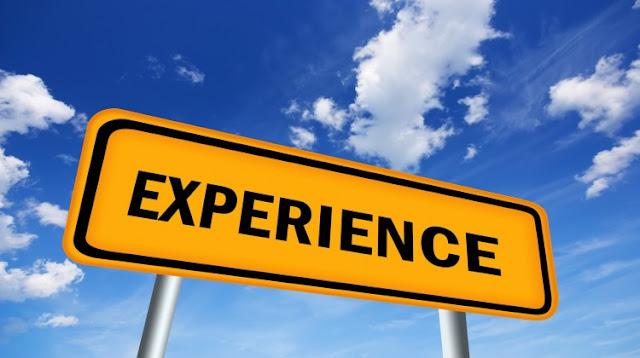 Belajar Dari Pengalaman