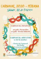 Periana - Carnaval 2020