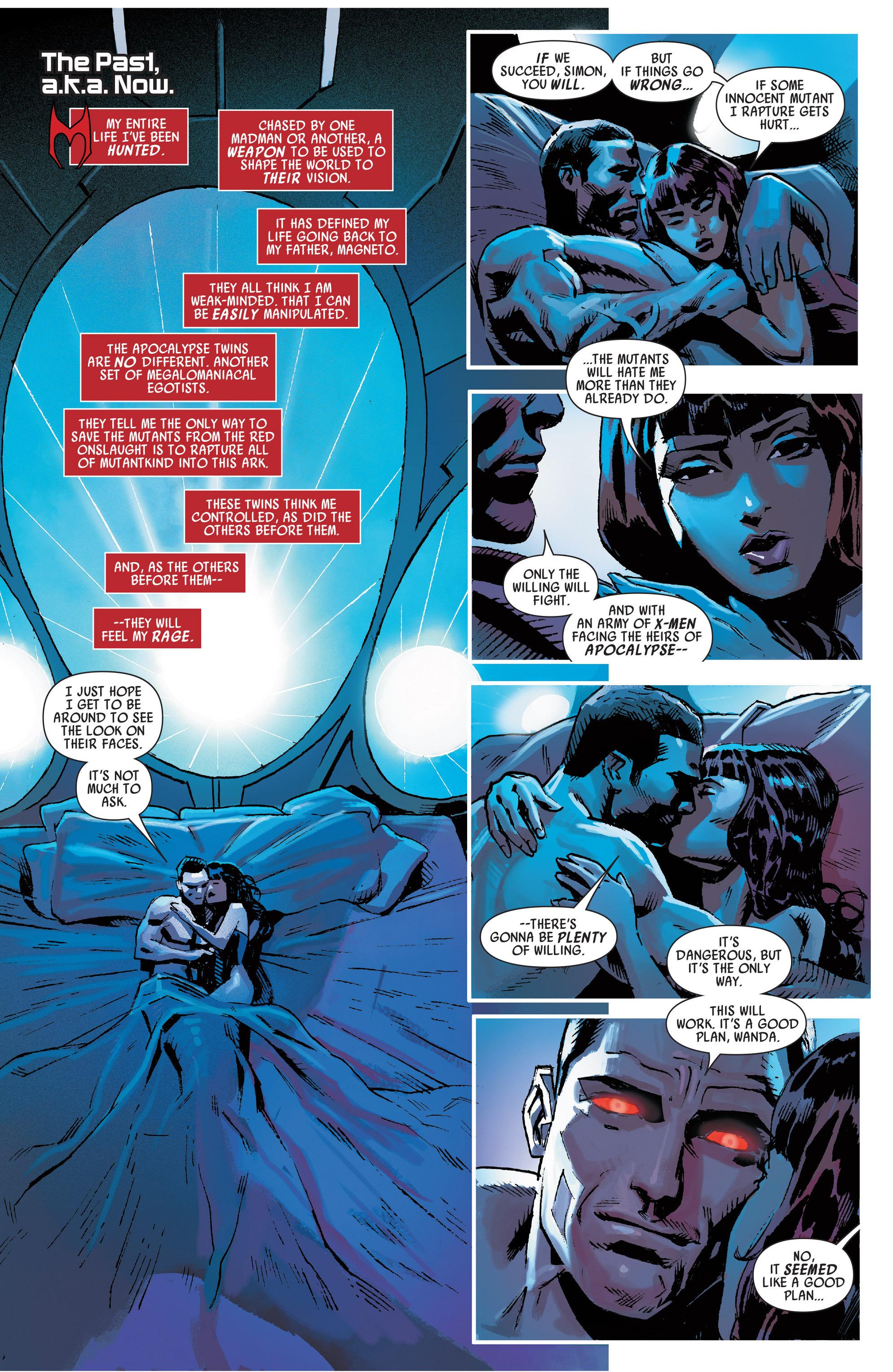 Read online Uncanny Avengers (2012) comic -  Issue #21 - 3
