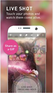 Android Şəkil Effekt Proqramı Yüklə