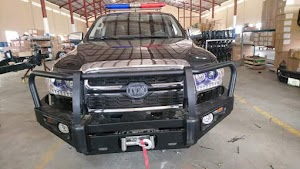 Innoson 2018 Auto: Monster Trucks For Security Agencies