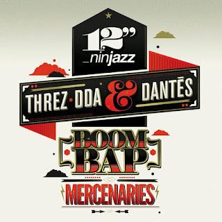 "12"" Ninjazz - Boom Bap Mercenaries (2012) (Venezuela)"